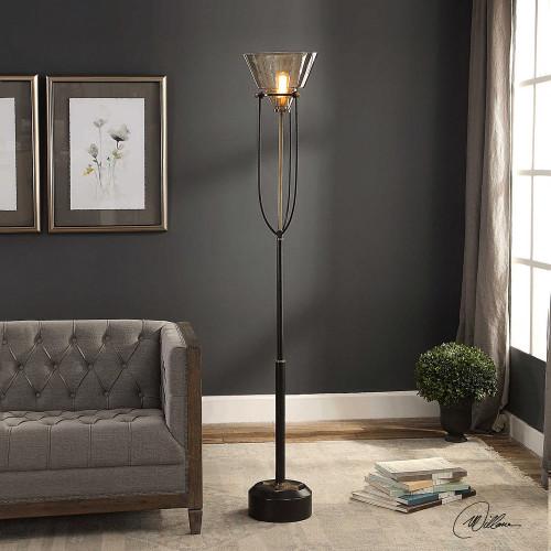 Amaleeda Floor Lamp by Uttermost