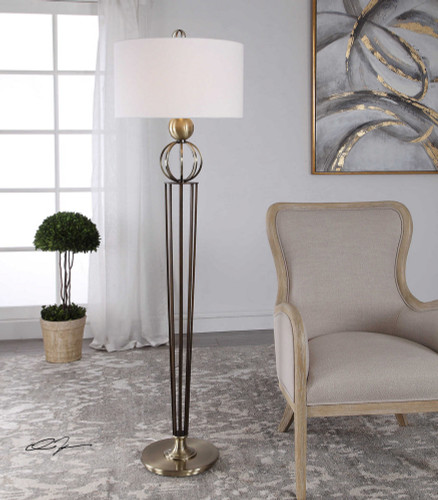 Elisia Floor Lamp by Uttermost
