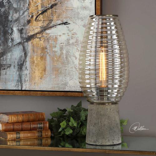 Alvarium Accent Lamp by Uttermost