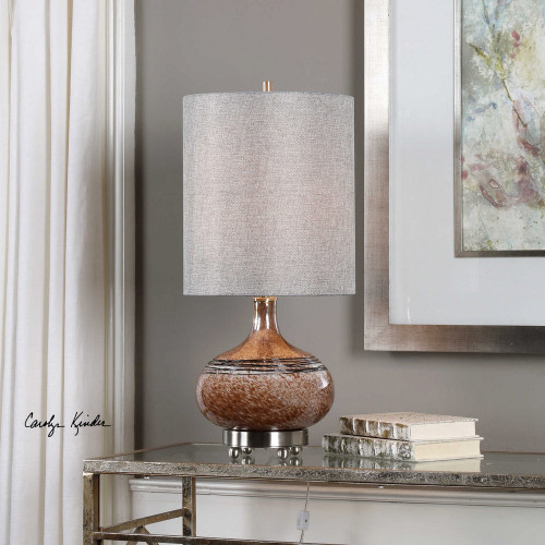 Judsonia Accent Lamp by Uttermost