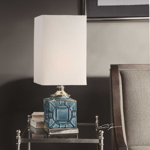 Pacorro Accent Lamp by Uttermost