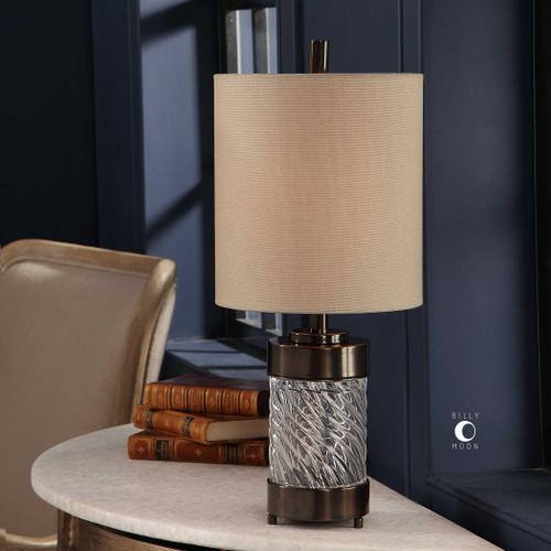 Thorton Buffet Lamp by Uttermost