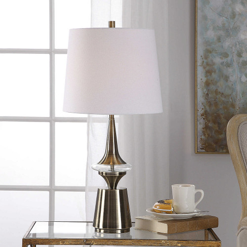 Alverson Modern Table Lamp by Uttermost