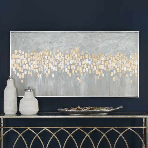 Parade Hand Painted Canvas by Uttermost