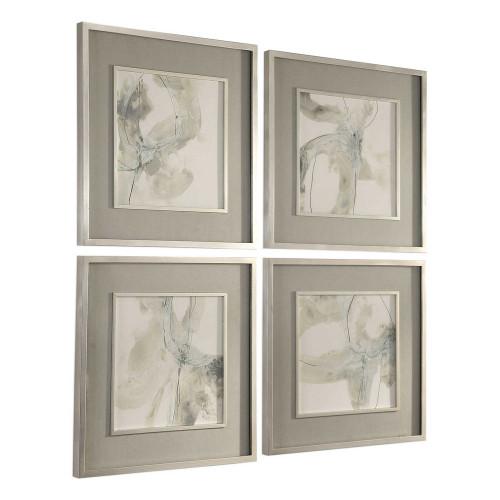 Divination Framed Prints S/4