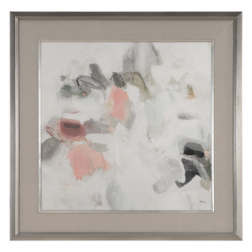 Conundrums Framed Print by Uttermost