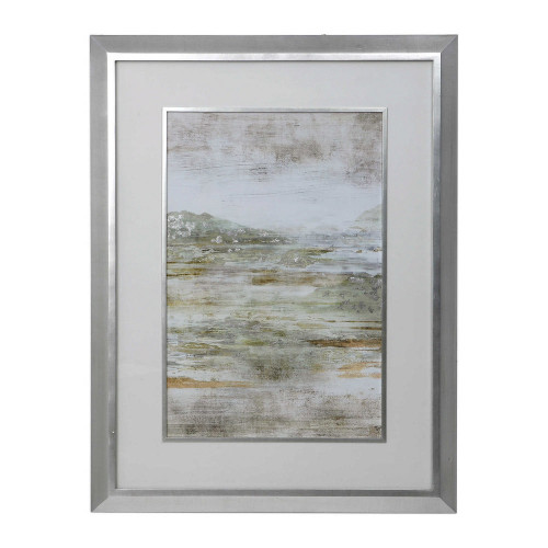 Beyond the Land Framed Print by Uttermost
