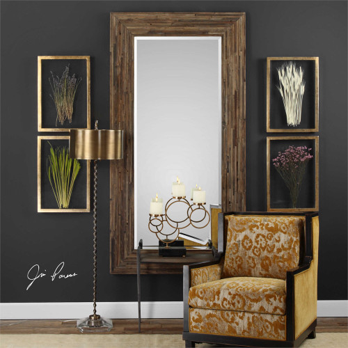 Malia Mirror - by Uttermost