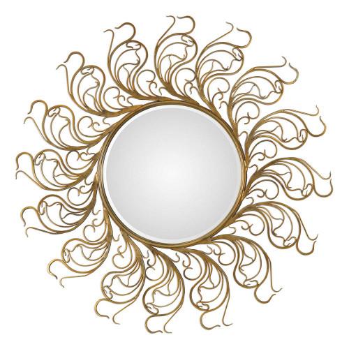 Galatina Round Mirror by Uttermost