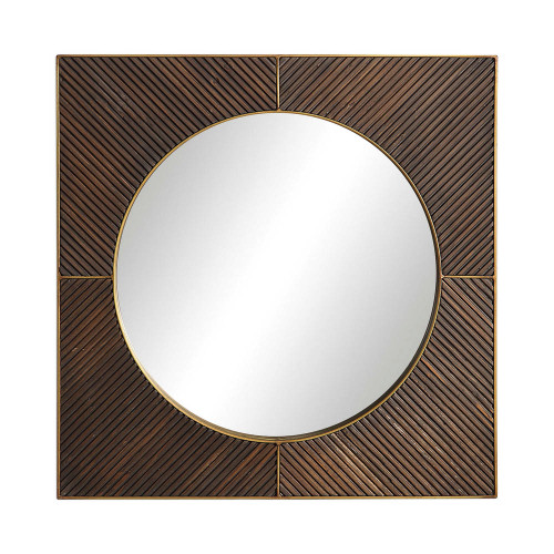 Faolan Square Mirror by Uttermost