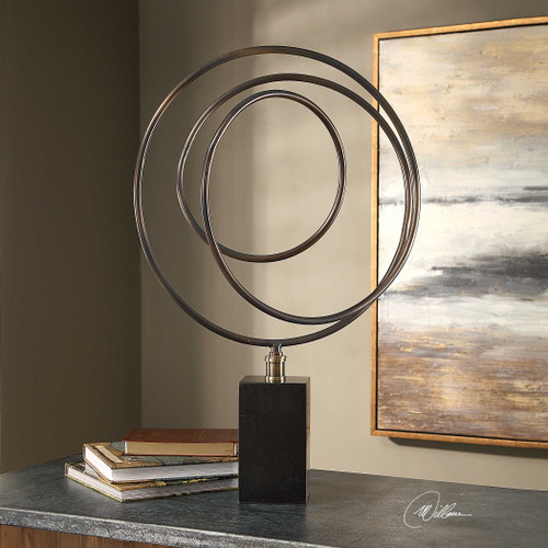 Micaela Sculpture by Uttermost