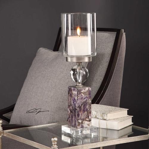 Samar Candleholder by Uttermost