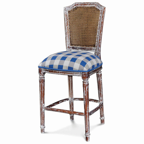 Isabella Counter Stool - Size: 113H x 48W x 56D (cm)