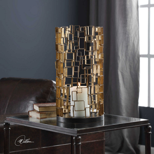 Analia Candleholder by Uttermost