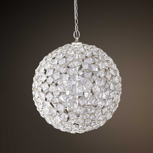 Rubicon 6 Lt. Pendant by Uttermost