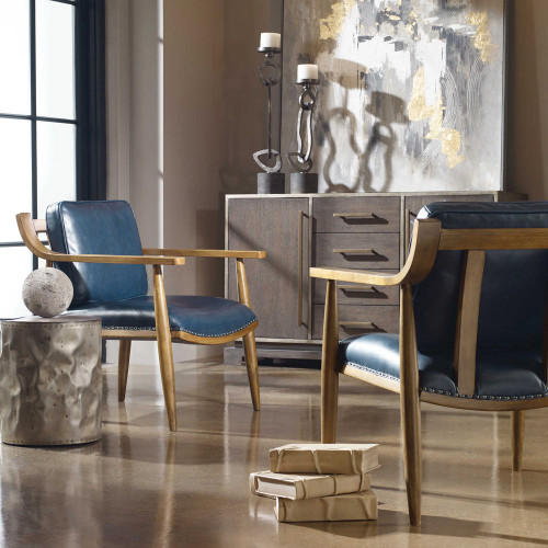 Dillian Accent Chair by Uttermost