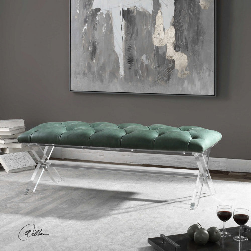 Croix Bench by Uttermost