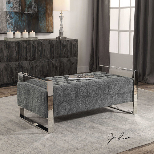 Adour Bench by Uttermost