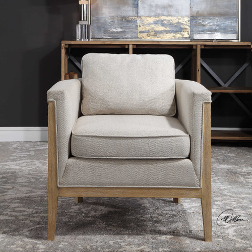 Noella Accent Chair by Uttermost