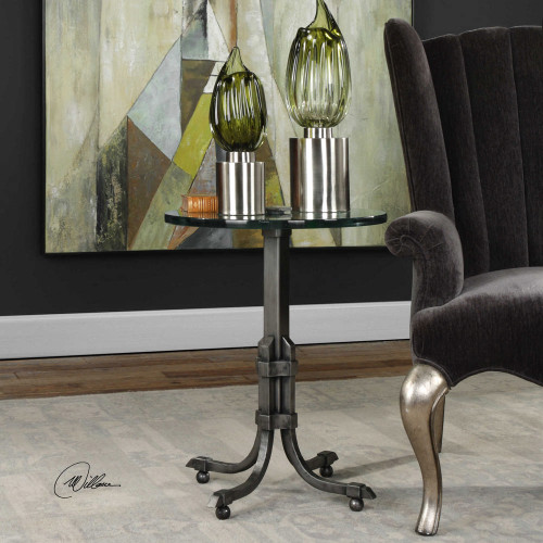 Jarvis Accent Table by Uttermost