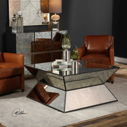 Diera Coffee Table by Uttermost
