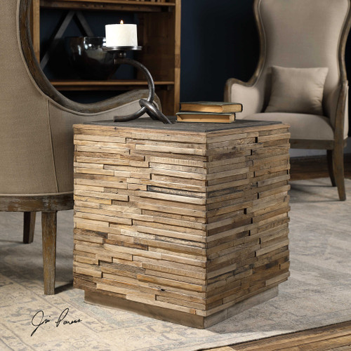 Malia End Table by Uttermost