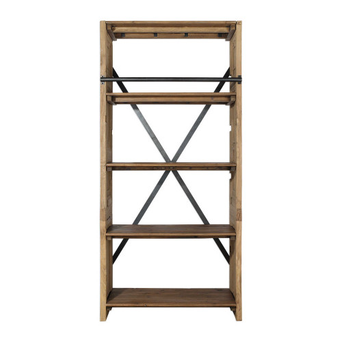 Bryce Etagere by Uttermost