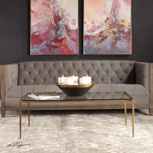 Severn Coffee Table by Uttermost