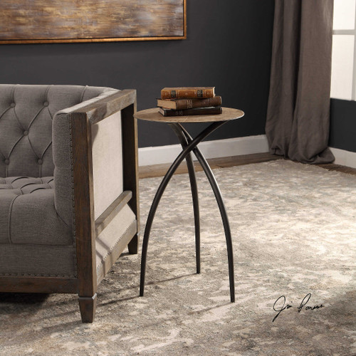 Renly Accent Table by Uttermost