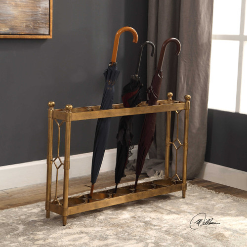Ninette Umbrella Stand by Uttermost
