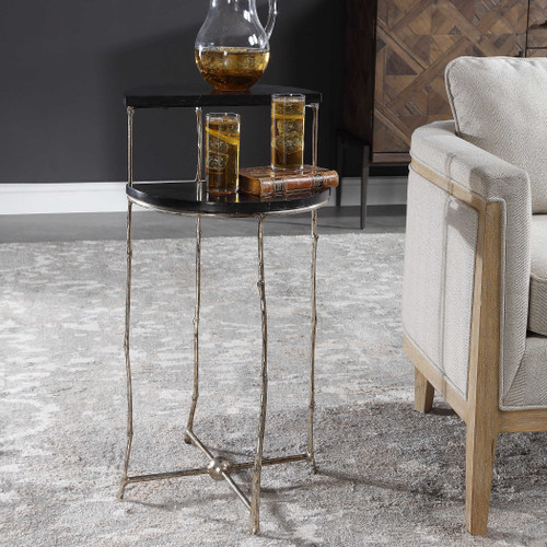 Steffie Accent Table by Uttermost