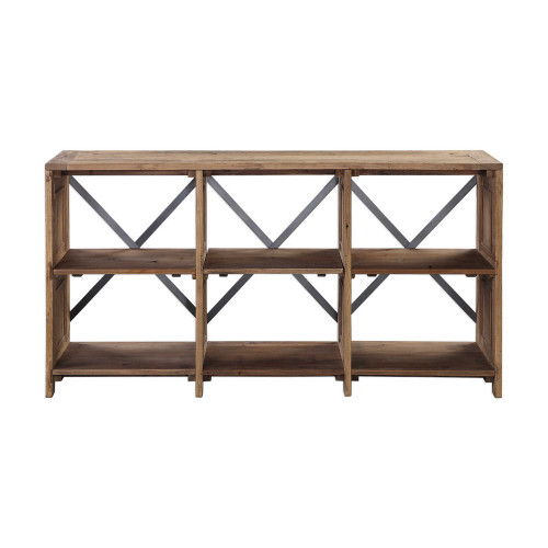 Bryce Console Table by Uttermost