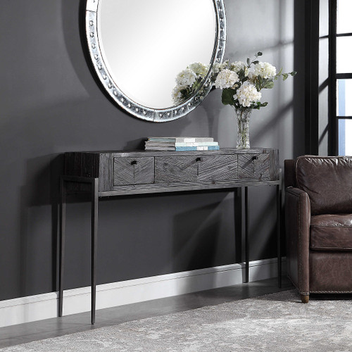 Mavis Console Table by Uttermost