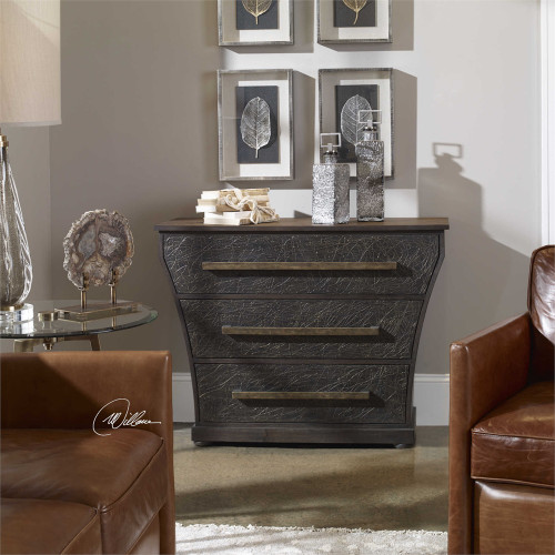 Victoria Accent Chest - by Uttermost