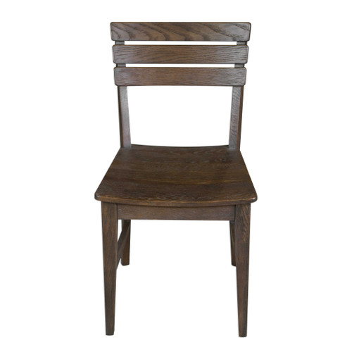 Tucker Armless Chairs 2 Per Box by Uttermost