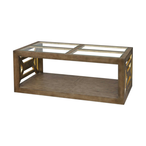 Evander Coffee Table by Uttermost