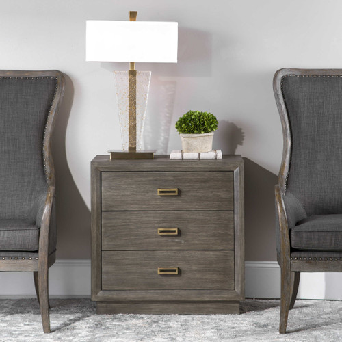Theron Nightstand by Uttermost