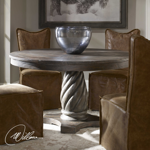 Oriana Dining Table 2 Boxes by Uttermost