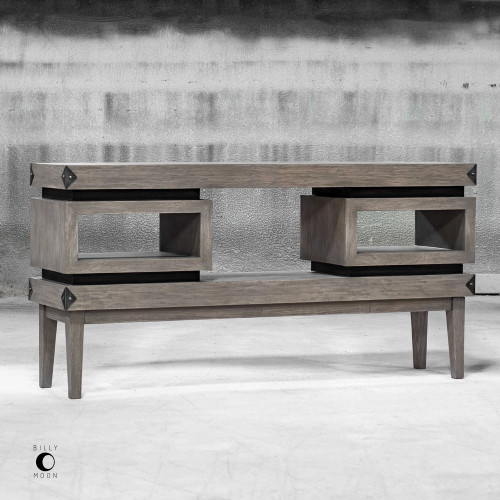 Camreigh Sofa Table by Uttermost