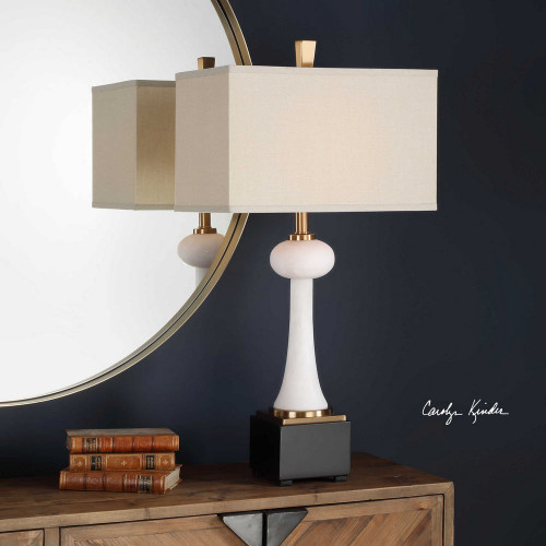 Carron Table Lamp by Uttermost