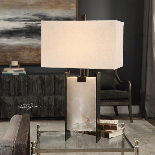 Mackena Table Lamp by Uttermost