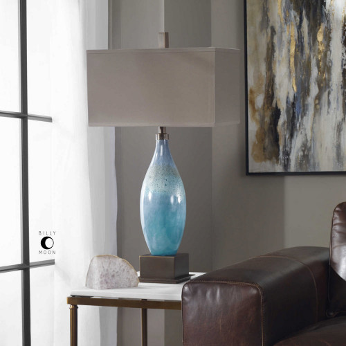 Katerina Bronze Table Lamp by Uttermost
