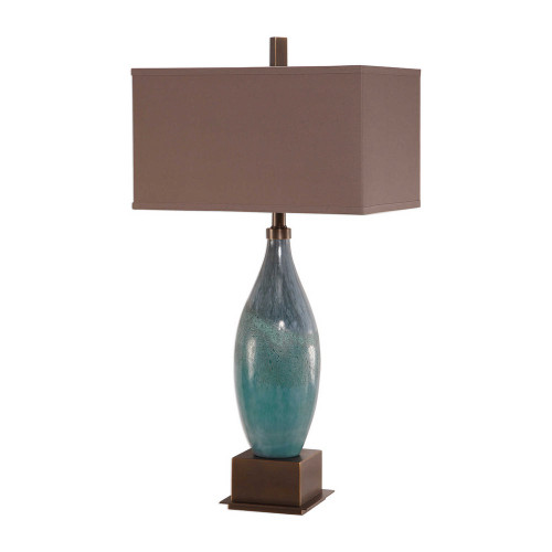 Katerina Bronze Table Lamp
