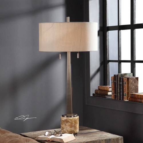 Gareth Table Lamp by Uttermost