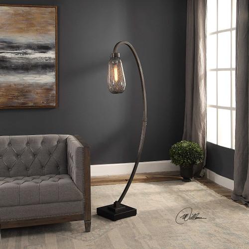 Nanelia Floor Lamp by Uttermost