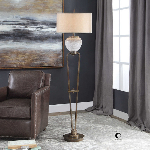 Feliziano Floor Lamp by Uttermost