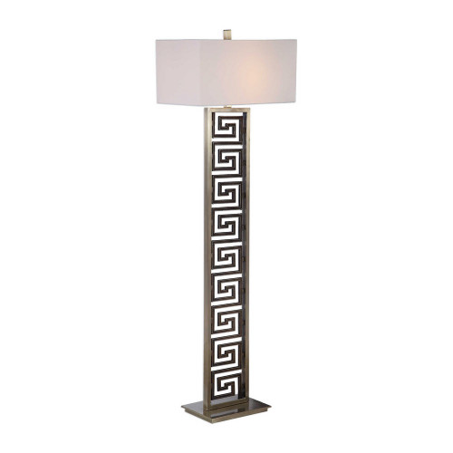 Macedon Floor Lamp by Uttermost