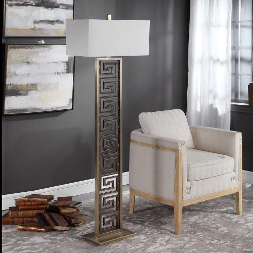 Macedon Floor Lamp