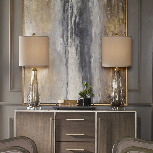 Fauna Buffet Lamp by Uttermost