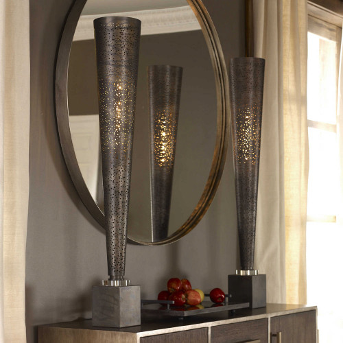 Celeste Torchiere by Uttermost